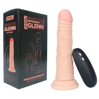 Glenn 10 Fonksiyonlu Realistik Vibratör