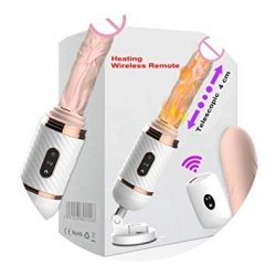 Uzaktan Kumandalı Otomatik Seks Makinesi