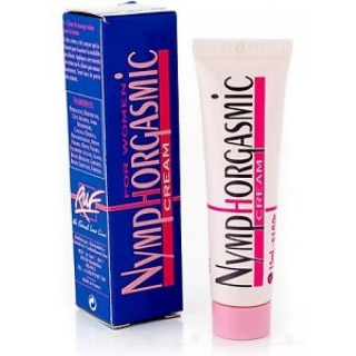Nymphorgasmic Klitoris Uyarıcı Krem 15 ml
