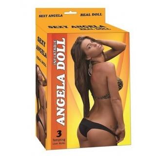 3 İşlevli Angela Şişme Manken