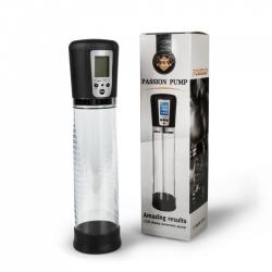 Full Otomatik Led Ekranlı Usb Şarjlı Güçlü Penis Pompası