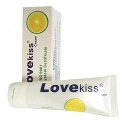 Lovekiss Limon Aromalı Oral Sex Kremi 50 ml