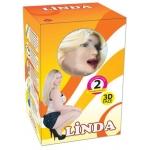 Linda Realistik Şişme Manken