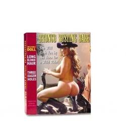 Kovboy Pozisyonu Şişme Kadın